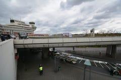 Impresiones de Berlin Tegel Airport, Alemania Fotografía de archivo libre de regalías