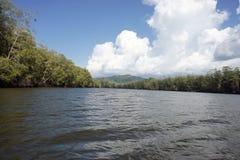 Impresiones de Costa Rica Imagen de archivo