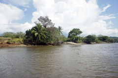 Impresiones de Costa Rica Imagenes de archivo