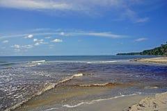 Impresiones de Costa Rica Foto de archivo