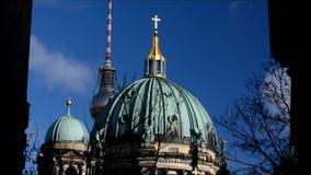 Impresiones de isla de museo en Berlín, Alemania