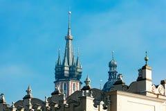 Impresiones de Kraków Imágenes de archivo libres de regalías