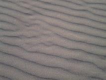 Impresiones de la arena Imágenes de archivo libres de regalías
