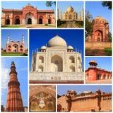 Impresiones de la India Imagenes de archivo