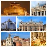 Impresiones de Roma foto de archivo