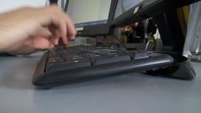 Impresiones en el teclado