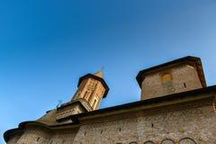 Impresive kościół z starym arhitecture Zdjęcie Stock