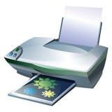 Impresora Imagen de archivo