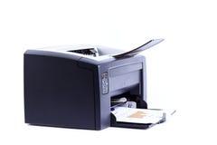 Impresora. foto de archivo