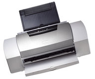 Impresora Imágenes de archivo libres de regalías