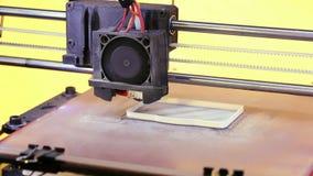 impresora 3D almacen de video