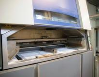 impresora 3D y x28; SLS& x29; fotografía de archivo libre de regalías