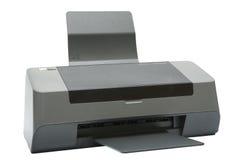 Impresora de inyección de tinta moderna Imagen de archivo libre de regalías