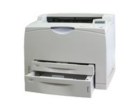 Impresora de oficina Fotografía de archivo libre de regalías