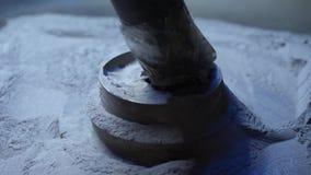 Impresora de trabajo 3D diseño de trabajo del yelement del mecanismo de la impresora 3d del dispositivo durante los procesos Impr metrajes