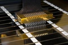 Impresora del Microarray Foto de archivo libre de regalías