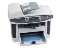 Impresora digital moderna fotografía de archivo libre de regalías