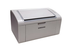 Impresora laser Samsung Imagenes de archivo
