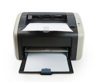 Impresora moderna fotos de archivo
