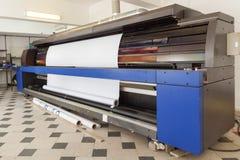 Impresora profesional en casa de impresión imágenes de archivo libres de regalías
