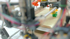 Impresora tridimensional Foto de archivo
