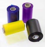 Impresora van de overdrachtparagraaf van DE rollos DE van Grupo Stock Foto