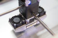 impressão da impressora 3d Imagens de Stock Royalty Free