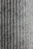 Impressão na areia cinzenta Textura do fundo Uma cópia da sapata foto de stock royalty free