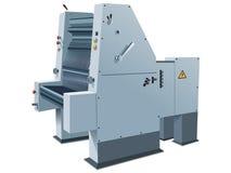 Impressão-pressione Fotografia de Stock