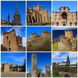 Impressões de Escócia Fotos de Stock Royalty Free
