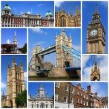 Impressões de Londres fotografia de stock