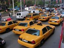 Impressões de New York City Foto de Stock