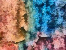 Close up oil paint abstract background. Art textured brushstrokes in macro. Part of painting. Old style artwork. Dirty watercolor. Impression color mix abstract stock images
