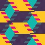 Impression de cubes Image libre de droits