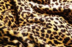 Impression de léopard images libres de droits