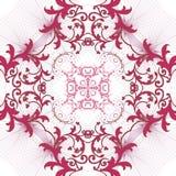 Impression florale de modèle sans frontières Photo stock