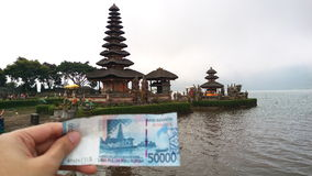 Impressionante maravilhoso de Bali Fotos de Stock