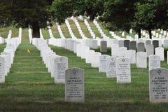 Impressione del memoriale di Arlington Fotografia Stock Libera da Diritti
