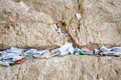 Impressione di Gerusalemme Fotografia Stock