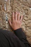 Impressione di Gerusalemme Immagini Stock