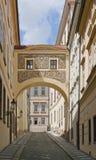 Impressione di Praga Immagine Stock Libera da Diritti