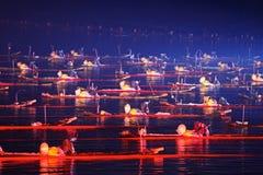 Impressione Sanjie Liu immagini stock libere da diritti