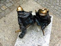 Impressioni da Wroclaw Fotografie Stock