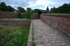 Impressioni dalla cittadella di Spandau a Berlino, Germania fotografie stock