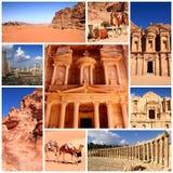 Impressioni della Giordania fotografia stock