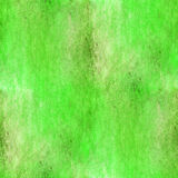 Impressionism  artist green seamless  watercolor Royalty Free Stock Image