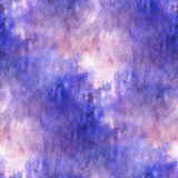 Impressionism  artist pink, blue  seamless Royalty Free Stock Images