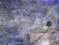 Impressionist Landscape Stock Photo