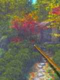 Impressionist Painting Royalty Free Stock Photos
