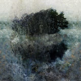 impressionistliggandemodell vektor illustrationer
